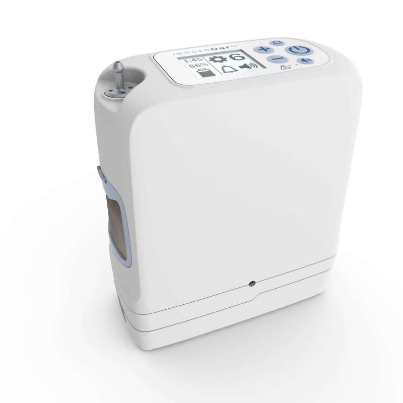 Concentrador Oxígeno Inogen One G5 | TuTratamiento.com