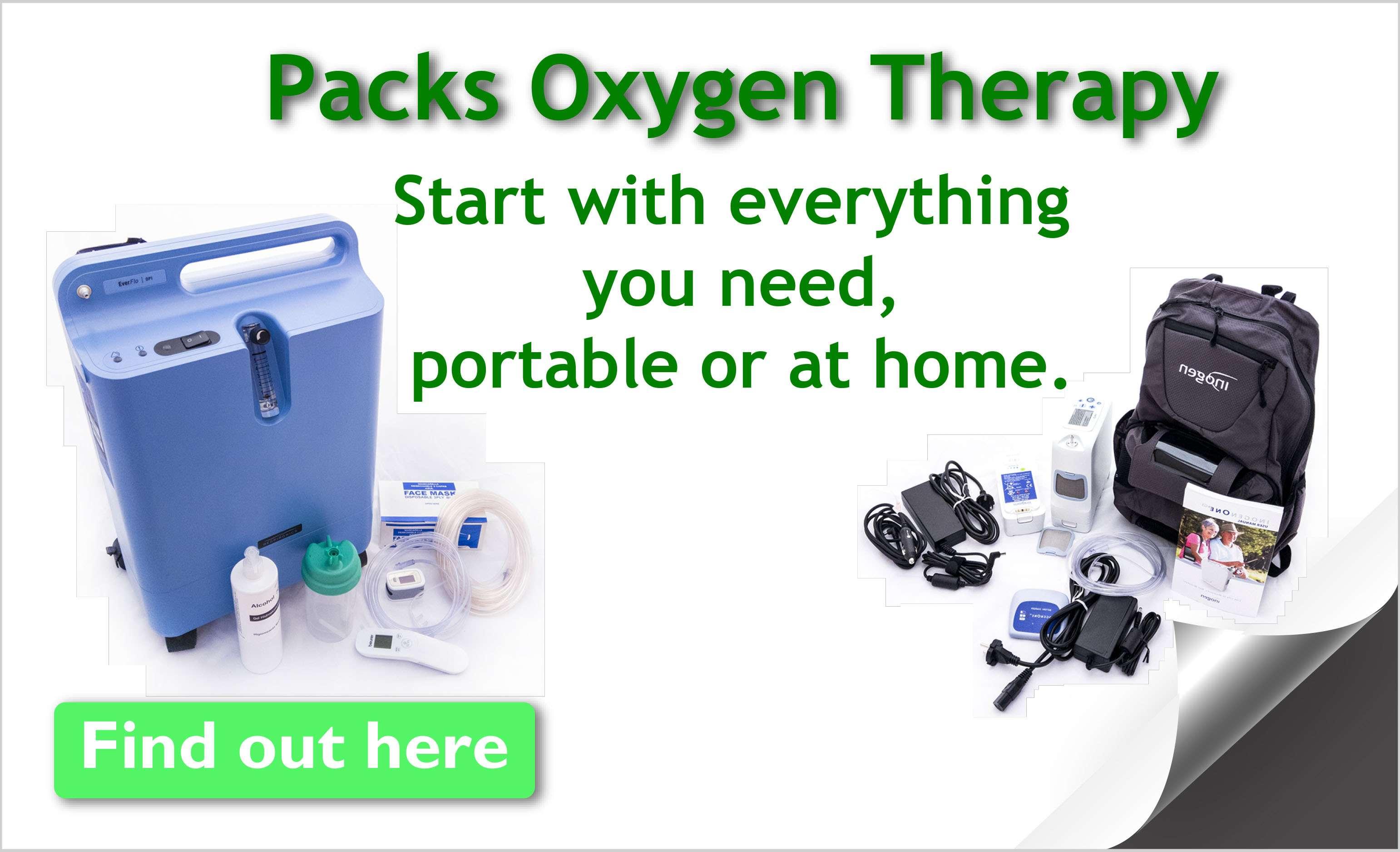 Oxygen Packs